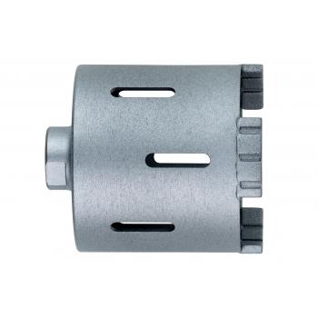 """Алмазное корончатое сверло METABO для абразивных материалов, класс качества """"professional"""", 68 мм M 16 (628203000)"""